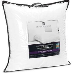 Live Comfortably Ashtma & Allergy Friendly Medium Memorelle Pillow, Super Euro found on Bargain Bro from Bloomingdale's Australia for USD $50.56