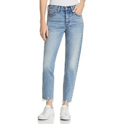 Levi's Wedgie Icon Straight Jeans in Shut Up found on MODAPINS from bloomingdales.com for USD $98.00