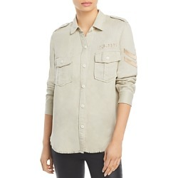 Rails Conrad Military Shirt found on Bargain Bro Philippines from bloomingdales.com for $188.00