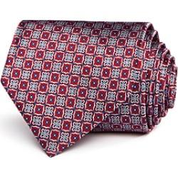 The Men's Store at Bloomingdale's Florette Neat Print Classic Tie - 100% Exclusive