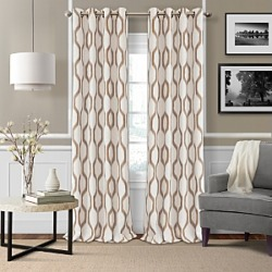 Elrene Home Fashions Renzo Blackout Window Panel, 52 x 95 found on Bargain Bro from Bloomingdale's Australia for USD $88.30