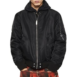 Diesel J-Ross Reversible Regular Fit Bomber Jacket found on Bargain Bro India from Bloomingdales Canada for $312.67