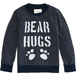Sol Angeles Girls' Bear Hugs Graphic Sweatshirt - Little Kid, Big Kid found on Bargain Bro India from bloomingdales.com for $30.45