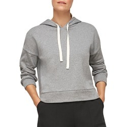 Whistles Ultimate Drop Shoulder Hoodie found on Bargain Bro from Bloomingdales Canada for USD $126.69