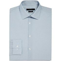 John Varvatos Star Usa Micro Arrow Print Regular Fit Dress Shirt found on Bargain Bro India from Bloomingdale's Australia for $103.73