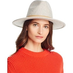 Lack of Color The Mack Wool Fedora found on Bargain Bro India from bloomingdales.com for $99.00