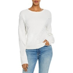 Line + Dot Gabi Fringe Trim Sweater found on Bargain Bro Philippines from bloomingdales.com for $36.73
