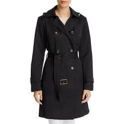 Cole Haan Double-Breasted Button Front Coat