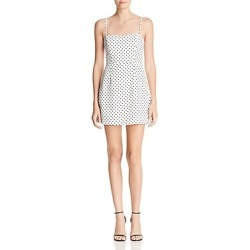 French Connection Sweetheart Polka-Dot Mini Dress found on MODAPINS from Bloomingdale's Australia for USD $93.04