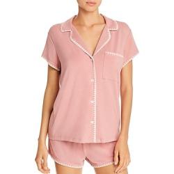 Eberjey Frida Whipstitch Short Pajama Set - 100% Exclusive found on Bargain Bro UK from Bloomingdales UK