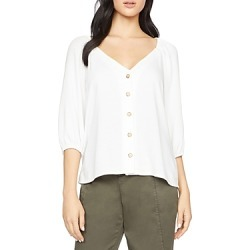 Sanctuary Modern Button Front Top found on Bargain Bro UK from Bloomingdales UK