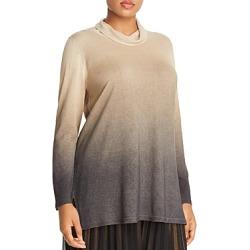 Marina Rinaldi Alare Silk & Cotton Ombre Sweater found on Bargain Bro India from Bloomingdale's Australia for $515.34