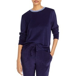 Goldie Metallic Trim Long Sleeve Tee found on MODAPINS from Bloomingdales UK for USD $160.05