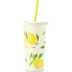 kate spade new york Lemon Tumbler with Straw found on Bargain Bro Philippines from Bloomingdale's Australia for $19.08