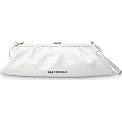Balenciaga Cloud Xl Leather Clutch found on Bargain Bro UK from Bloomingdales UK