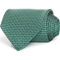 Salvatore Ferragamo Energia Gancini Silk Classic Tie found on Bargain Bro UK from Bloomingdales UK