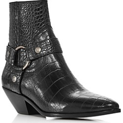 Saint Laurent Women's West Harness Strap Boots found on Bargain Bro Philippines from Bloomingdale's Australia for $700.52
