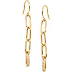 Nadri Lynx Pave Chain Earrings found on Bargain Bro UK from Bloomingdales UK