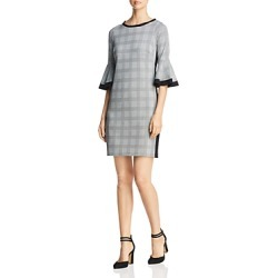 Three Dots Glen Plaid Sheath Dress found on Bargain Bro India from bloomingdales.com for $83.25