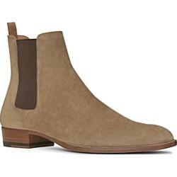 Saint Laurent Men's Wyatt 30 Pull On Chelsea Boots found on Bargain Bro Philippines from Bloomingdale's Australia for $947.31