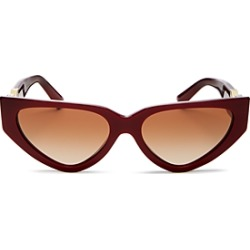 Valentino Women's Cat Eye Sunglasses, 54mm found on Bargain Bro India from Bloomingdale's Australia for $411.74