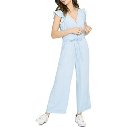 Sanctuary Mica Chambray Wide-Leg Jumpsuit found on Bargain Bro India from Bloomingdale's Australia for $50.61