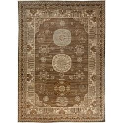 Bloomingdale's Windsor Collection Oriental Rug, 9'9 x 13'7 found on Bargain Bro UK from Bloomingdales UK