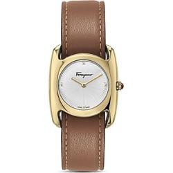 Salvatore Ferragamo Vara Watch, 34mm found on Bargain Bro UK from Bloomingdales UK