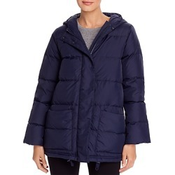 Eileen Fisher Down Puffer Coat