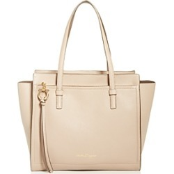 Salvatore Ferragamo Medium The Amy Grand Prix Leather Tote - 100% Exclusive found on Bargain Bro UK from Bloomingdales UK