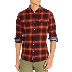 Flag & Anthem Almont Flannel Regular Fit Shirt found on Bargain Bro India from Bloomingdales Canada for $37.70