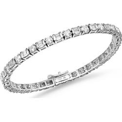 Bloomingdale's Diamond Tennis Bracelet in 14K White Gold, 5.0 ct. t.w. - 100% Exclusive found on Bargain Bro UK from Bloomingdales UK