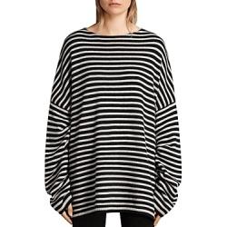 Allsaints Marcel Striped Sweater
