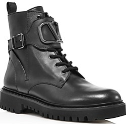Valentino Garavani Women's V Hardware Combat Boots found on Bargain Bro India from bloomingdales.com for $1275.00