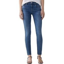 Agolde Sophie High Rise Skinny Jeans in Nerve found on MODAPINS from bloomingdales.com for USD $99.00