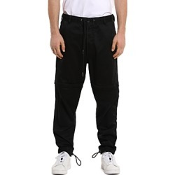 Diesel P-Cashort Mixed-Media Regular Fit Convertible Pants found on Bargain Bro UK from Bloomingdales UK
