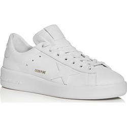 Golden Goose Deluxe Brand Unisex Pure Star Leather Low-Top Sneakers found on Bargain Bro UK from Bloomingdales UK