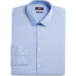 Boss Micro Solid Slim Fit Dress Shirt found on Bargain Bro UK from Bloomingdales UK