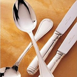 Malmaison Silverplate 5-Piece Place Setting found on Bargain Bro Philippines from bloomingdales.com for $597.00