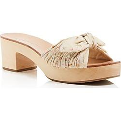 Loeffler Randall Women's Regina Slip On Sandals found on MODAPINS from bloomingdales.com for USD $295.00