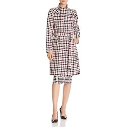Ted Baker Abellaa Houndstooth Belted Coat - 100% Exclusive found on Bargain Bro Philippines from bloomingdales.com for $229.00
