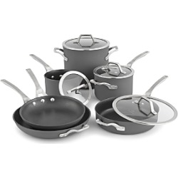 Calphalon Signature Nonstick Cookware 10-Piece Cookware Set