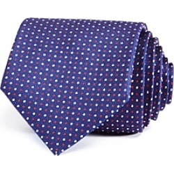 The Men's Store at Bloomingdale's Alternating Mini Dot Classic Tie - 100% Exclusive