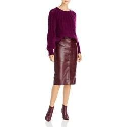 Alberta Ferretti Pleated Mohair Sweater found on MODAPINS from bloomingdales.com for USD $595.00