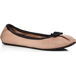 Salvatore Ferragamo Women's My Joy Metallic Leather Ballet Flats - 100% Exclusive found on Bargain Bro UK from Bloomingdales UK