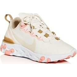 Nike Women's React Element 55 Sneakers found on Bargain Bro India from bloomingdales.com for $130.00