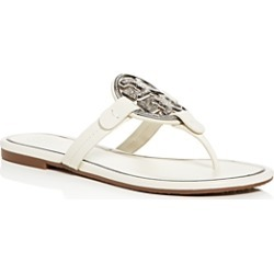 Tory Burch Women's Miller Embellished Thong Sandals found on Bargain Bro UK from Bloomingdales UK
