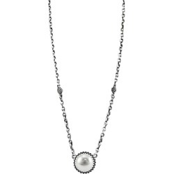Lagos Luna Sterling Silver & Cultured Freshwater Pearl Pendant Necklace, 16 found on Bargain Bro India from Bloomingdales Canada for $204.53
