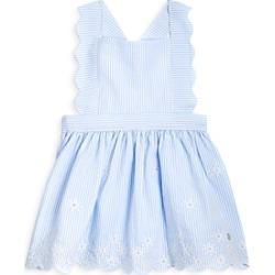 Tartine et Chocolat Girls' Seersucker Apron Dress - Baby found on Bargain Bro UK from Bloomingdales UK