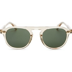 Garrett Leight Unisex Harding Round Sunglasses, 47mm found on Bargain Bro Philippines from Bloomingdale's Australia for $359.87